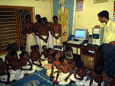 new desktop pc for Gurukulam