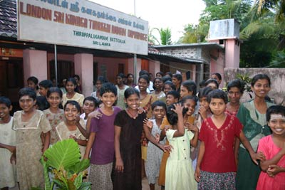 Palugamam Sri Kanaga Thurkkai Amman Girls' Home